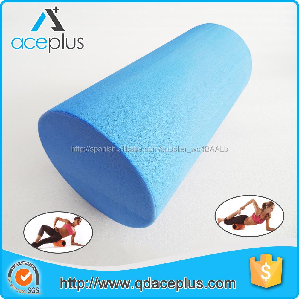 Yoga espuma Balanced <span class=keywords><strong>Body</strong></span> Roller cuerpo que forma el rodillo de espuma