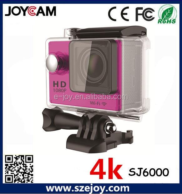 Control remoto reloj action sports cámara cámara de vídeo profesional china