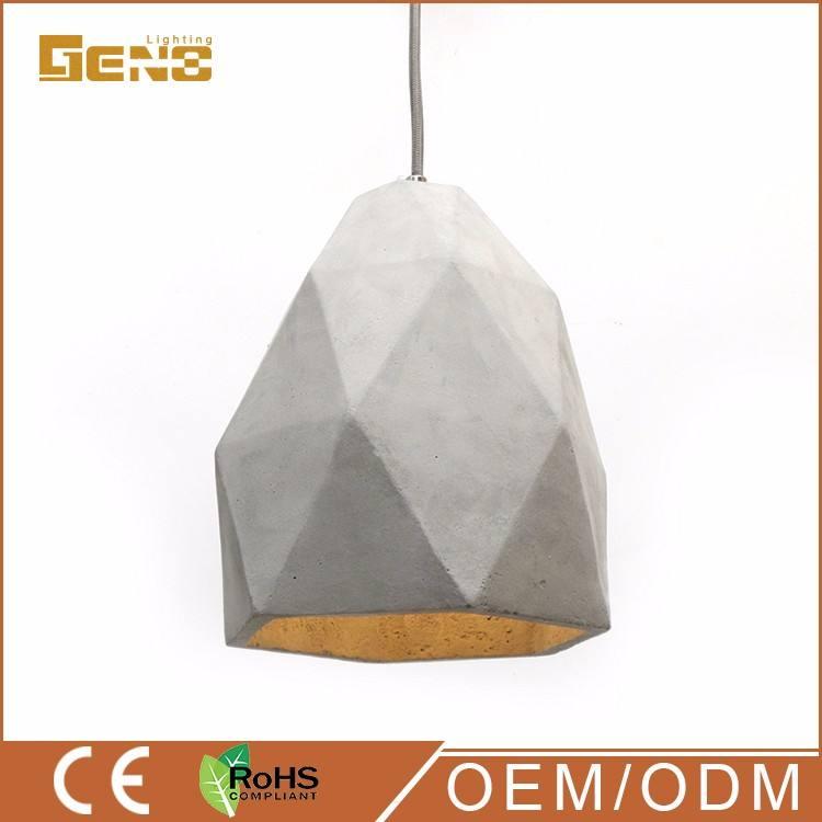 Industriale Fancy Irregolare Pendent Palestra 100 w Ad Incandescenza lampada a Sospensione Apparecchio
