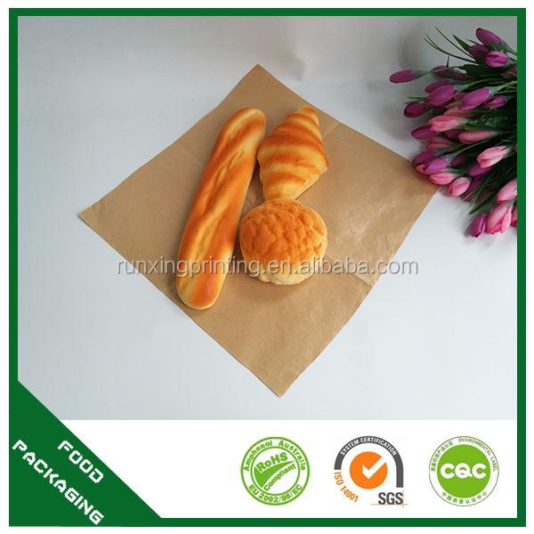 Пищевой вощеной бумаги, пищевой крафт-бумага оберточная