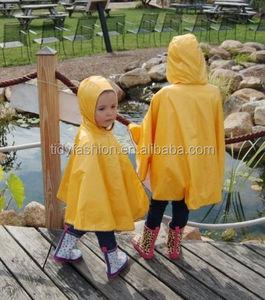 Gummi regencape RUBBER Rain