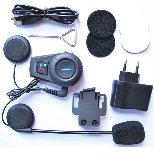 Manos libres inalámbrico walkie talkie, walkie talkie auricular bluetooth