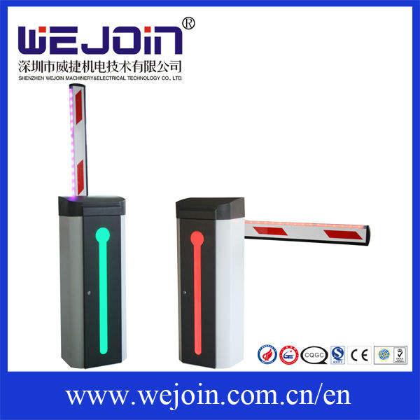 wejoin barriera automatica con luce a led per braccio di controllo del traffico soluzione