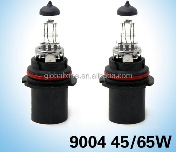 Heißer verkauf H1 H3 H4 H7 9004 9005 9006 9007 halogenlampe 12 V/24 V 5 Watt-120 Watt