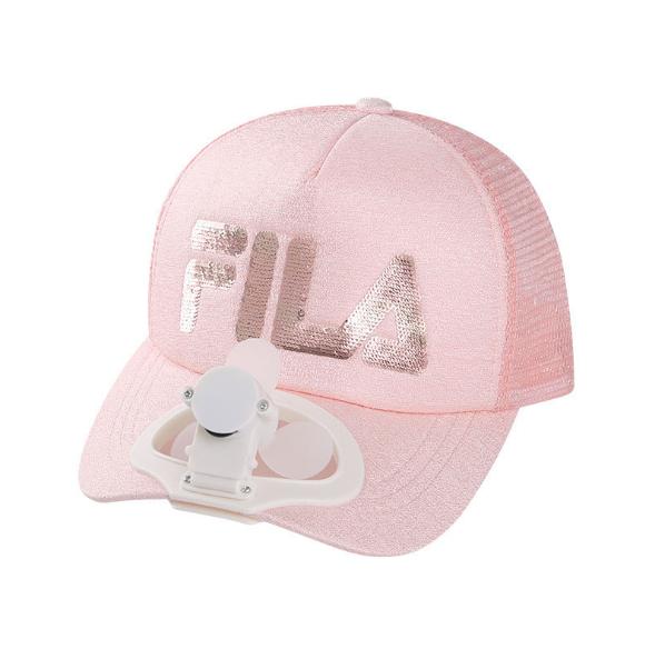 Fã de carregamento USB chapéu para meninos e meninas de verão ao ar livre multi-função língua de pato chapéu de sol pai-filho chapéu de sol