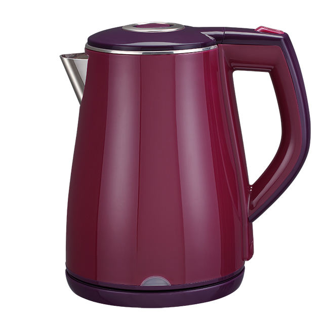 Stainless electric Kettle Water Home Appliances Stainless Steel 1.5L double layer kettle