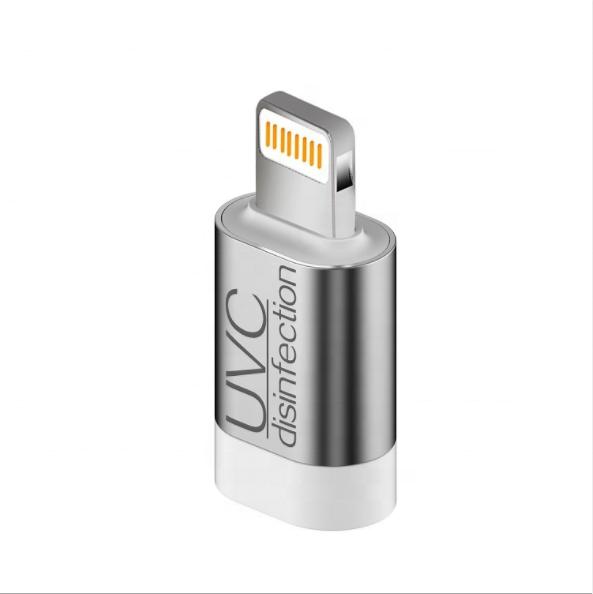 스마트 폰 살균기 호환 IOS 휴대용 UV 살균 미니 휴대용 인스턴트 UVC LED 살균기