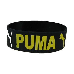 Elegant And Colorful puma silicone wristband For Any Gender ...