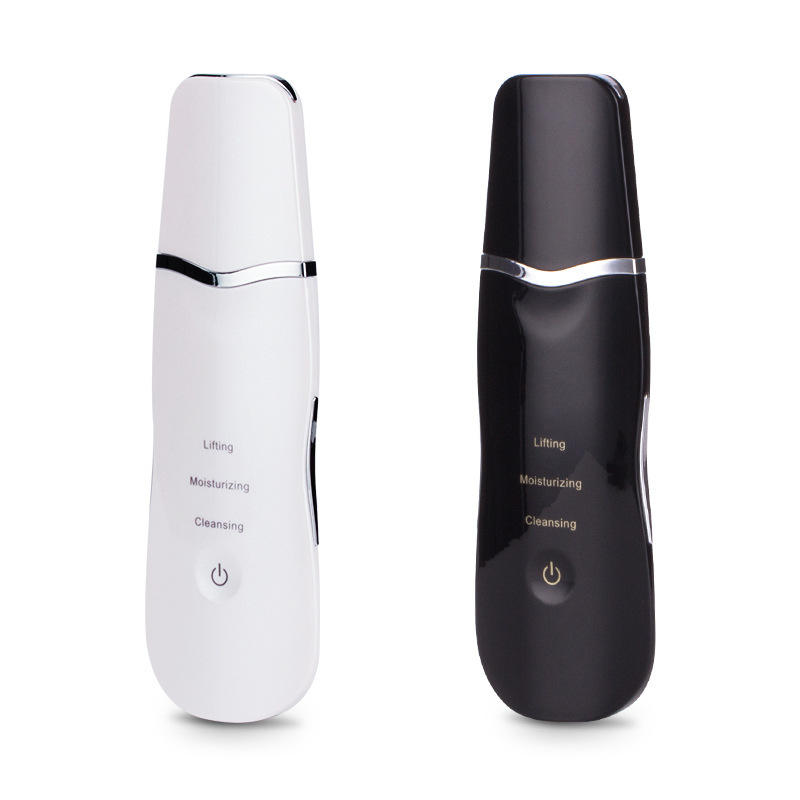Best Selling Private Label Facial Beauty Products Personal Care Device Tools Deep Face Cleaner Ultrasonic Skin Scrubber