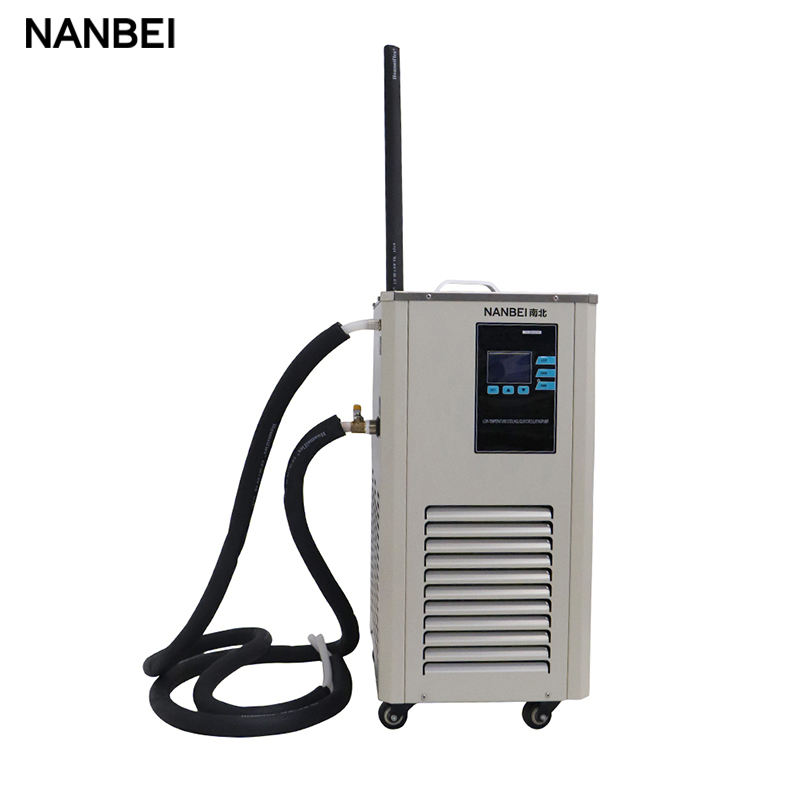 Stable performance large capacity digital display circulation pump for rotary evaporator