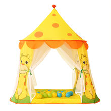High qualityfoldable kids play tent baby playing tent indoor playhouse