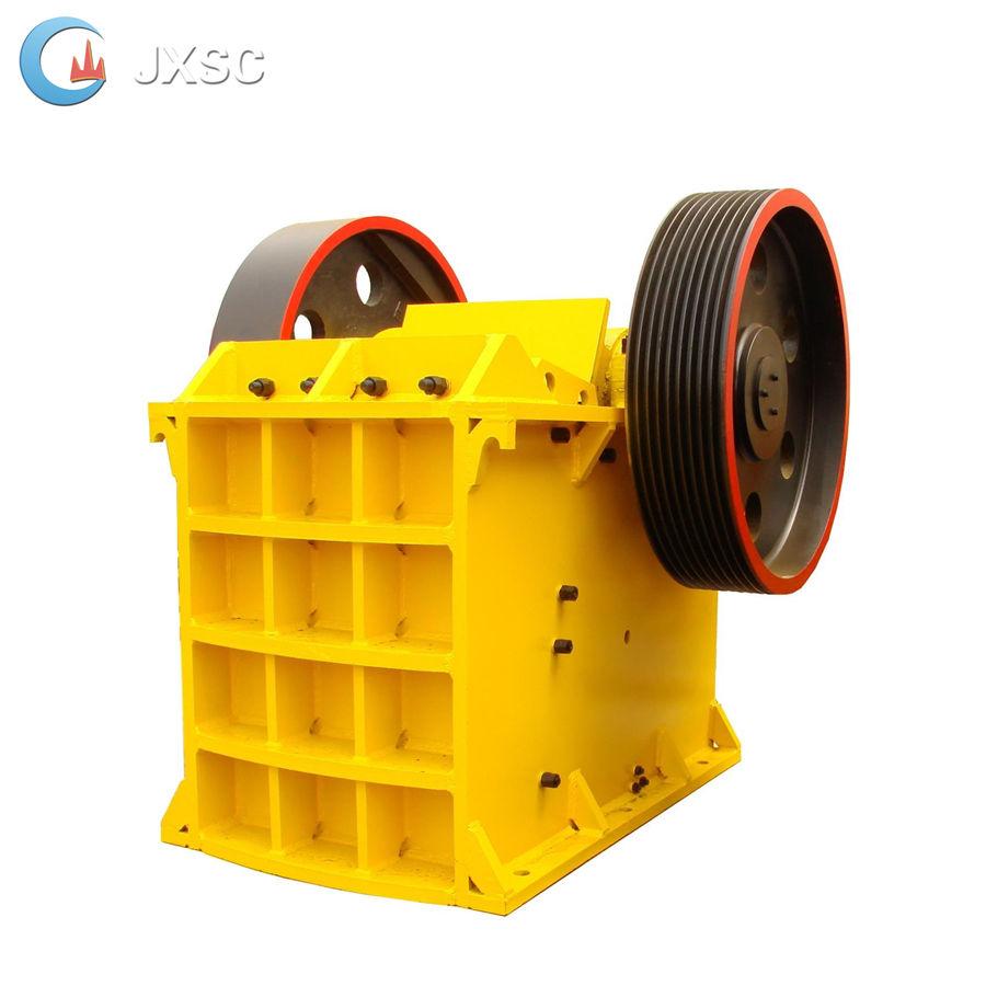 Trituradora de quijada de piedra primaria de la máquina trituradora de oro del motor diesel para la venta