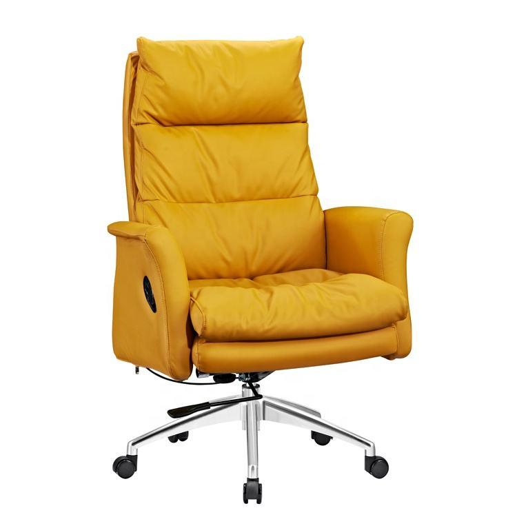 Oficina en casa mejor silla de oficina ergonómica con reposapiés