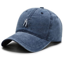 Wholesale customized women cap with custom logo men's outdoor sunshade hats baseball cap hat