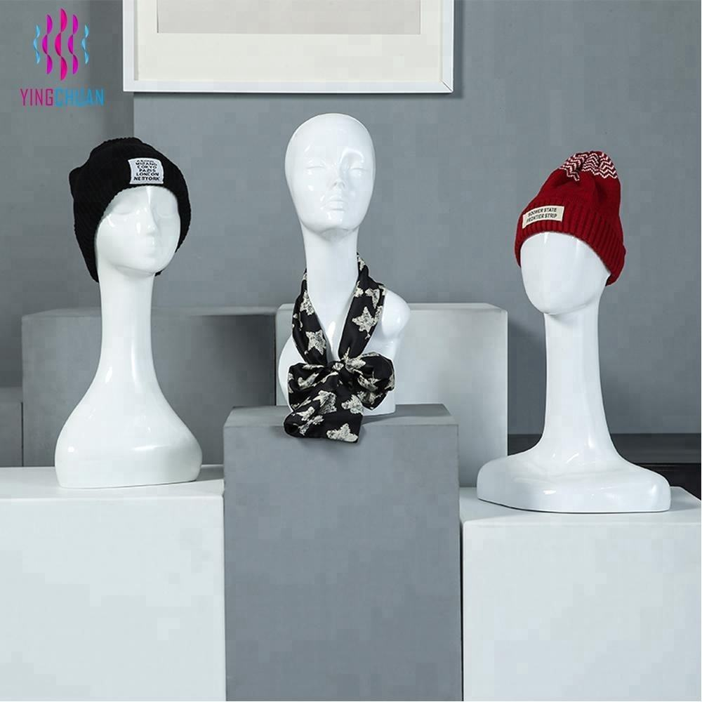 Male mannequin heads on sale for wig display mannequin
