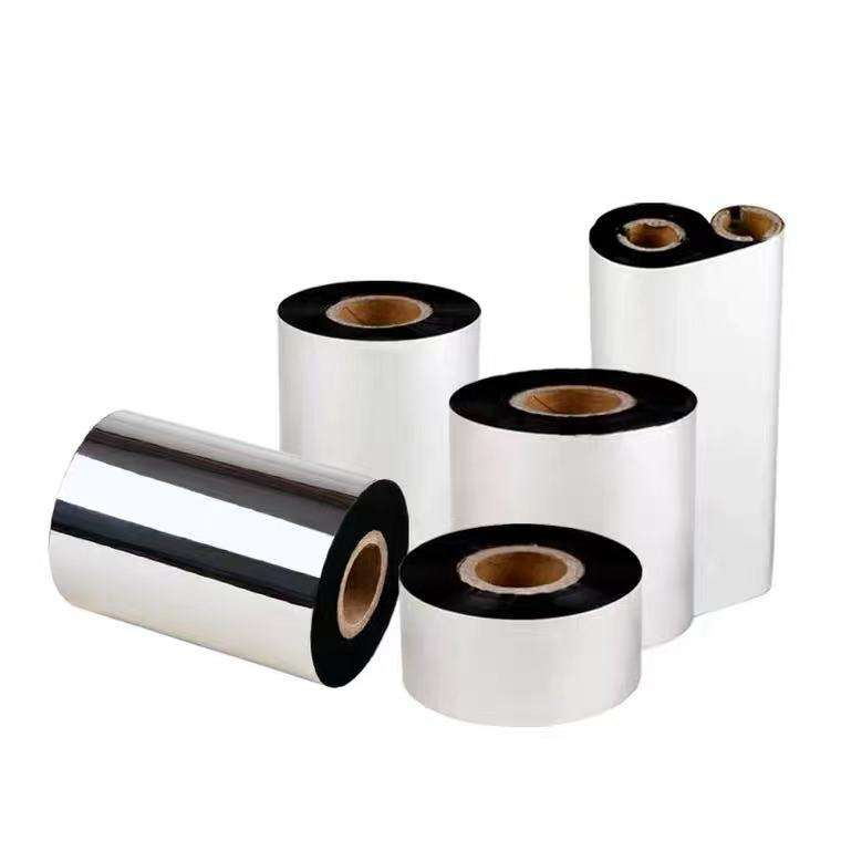 Thermal Transfer Ribbon Wax Ribbon 50 60 70 80 90 100 110 300 110 70 for Zebra,Godex TSC TTR Brother and Label Printer