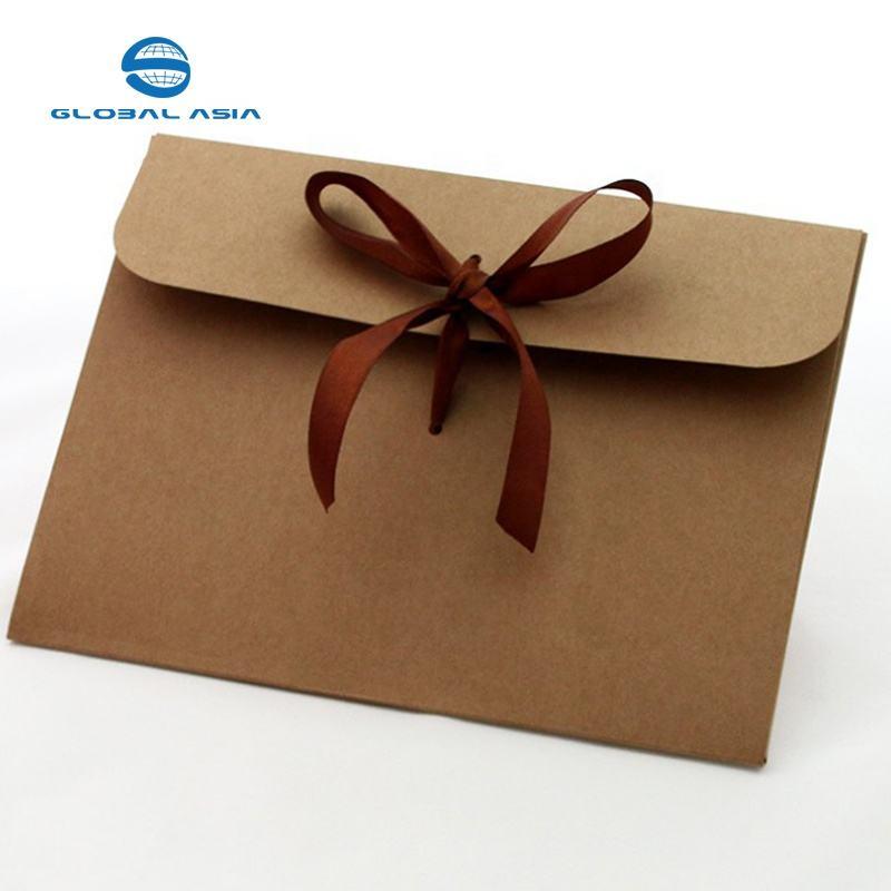 Простой свадебный пакет подарок <span class=keywords><strong>конверт</strong></span> пользовательские конструкции с логотипом печати