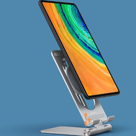 Nillkin ergonómico portátil accesorios de oficina ajustable para portátil plegable soporte de tablet soporte
