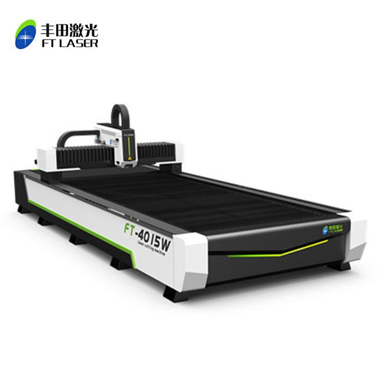 L'industrie lourde CNC Tôle 2000w fibre laser machine de découpe