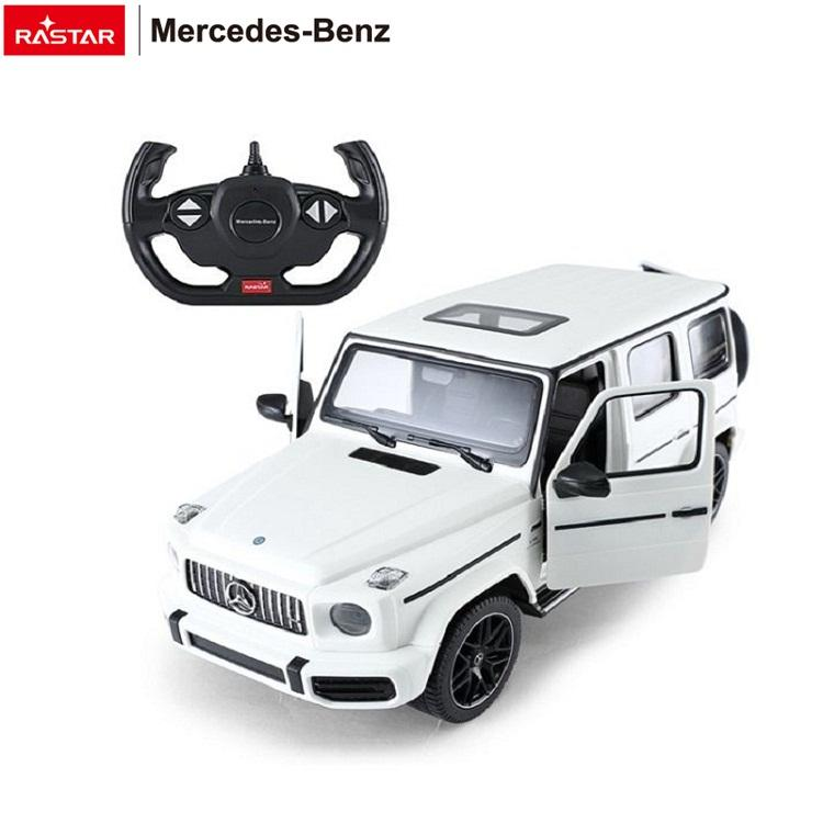 RASTAR electronic adult battery toy <span class=keywords><strong>Mercedes</strong></span> G63 radio remote control car
