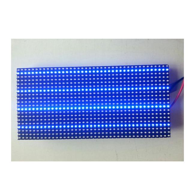 Défilement Programmable Extérieur Message Panneaux D'affichage EMC-Qualité Industrielle D'affaires machine Publicitaire