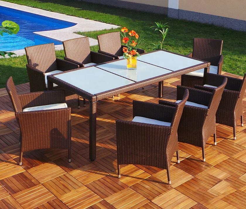 Al aire libre muebles de jardín, muebles al aire libre, mesa de <span class=keywords><strong>comedor</strong></span> de <span class=keywords><strong>Ratan</strong></span> jardín mesa y silla para jardín Muebles