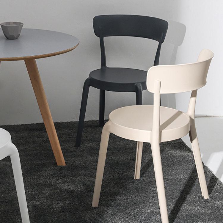 Moderne designer barbar cafe restaurant zimmer parlour lounge möbel tisch kunststoff stuhl