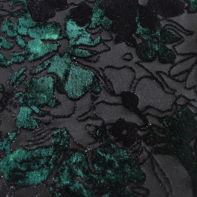 Nouvelle mode en soie brillante <span class=keywords><strong>velours</strong></span> d'ameublement jacquard naturel teinture tissu à tricoter