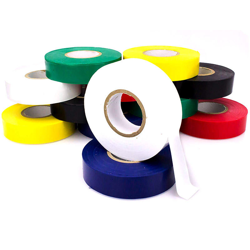 USA Market 7mil * 3/4インチ * 66足High Quality Fire Retardant PVC Electrical Insulation Tape