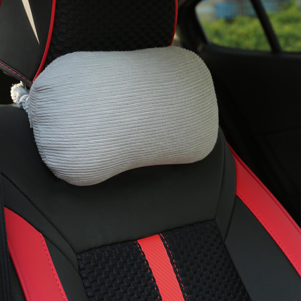 de espuma de memoria cuello apoyo asiento de coche cuello reposacabezas almohada para el cuello cojín para Coche Oficina silla