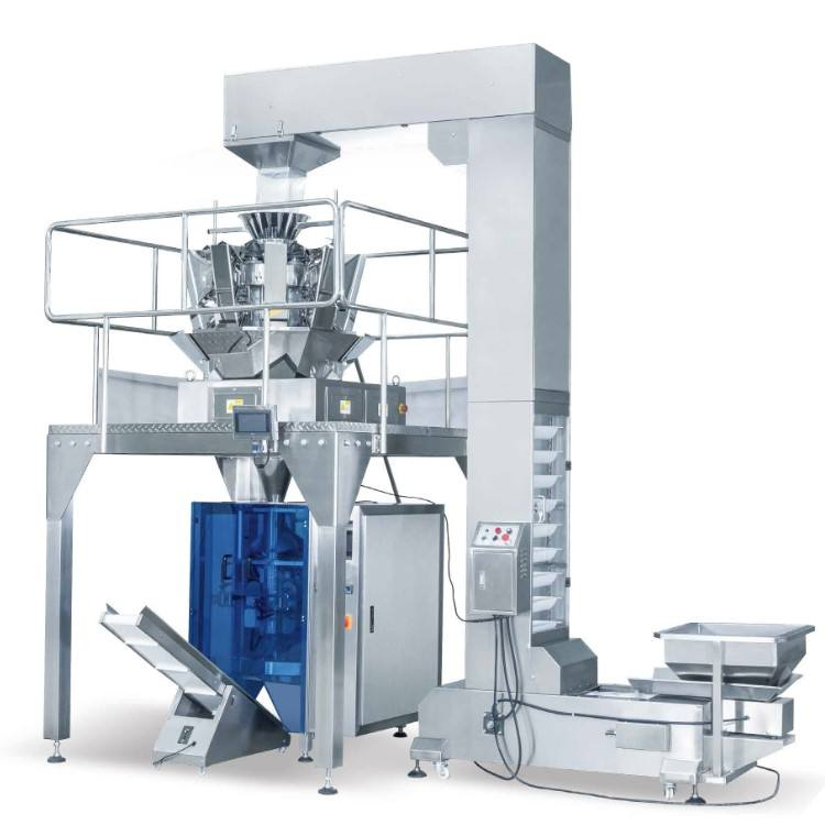 Full automatic white sugar vertical packing machine