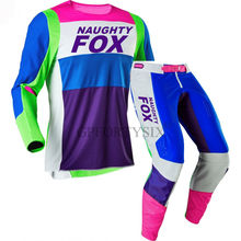 Customized 2020  MX 360 LINC Jersey & Pant Combo Motocross Racing Racewear Dirt Bike Off Road Riding Gear Set
