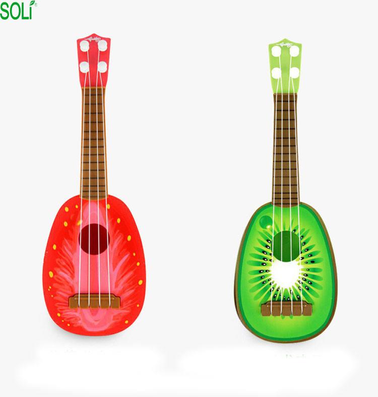 Playable моделирование Гавайские гитары укулеле мини фрукты гитары развивающие игрушки Образование <span class=keywords><strong>Музыкальные</strong></span> <span class=keywords><strong>инструменты</strong></span>