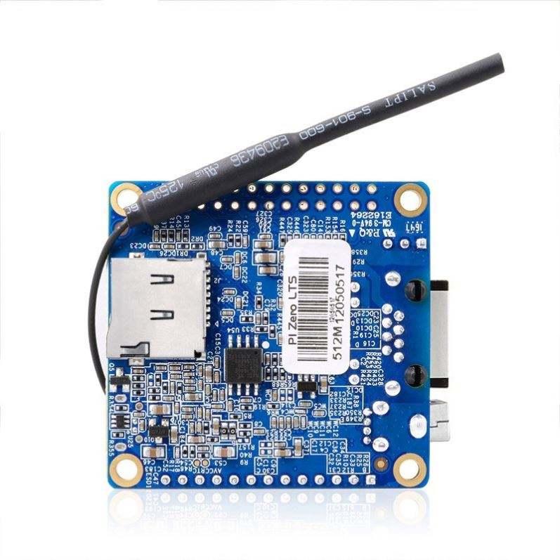 Componenti elettronici Arancione Pi Zero Scheda Madre Bordo di Sviluppo 512MB <span class=keywords><strong>Linux</strong></span> Android