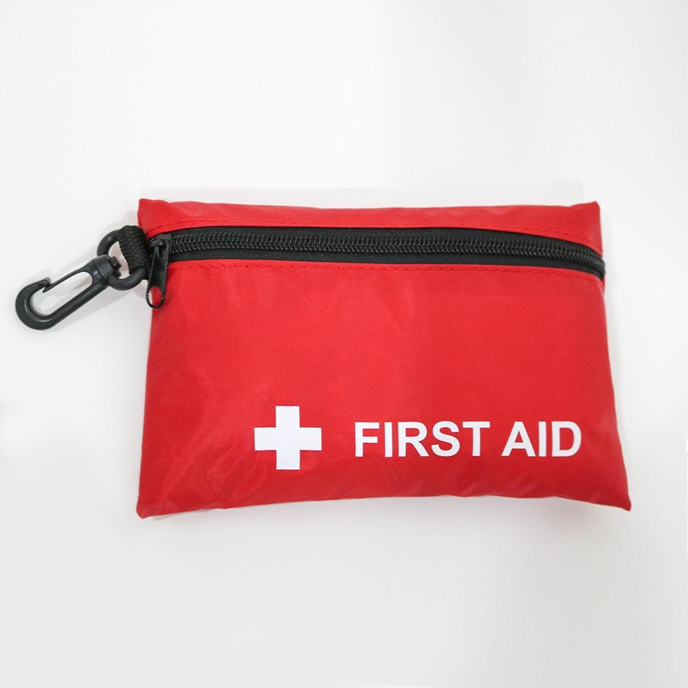 Medical outdoor travelling hiking waterproof first aid kit set home all purpose travel case