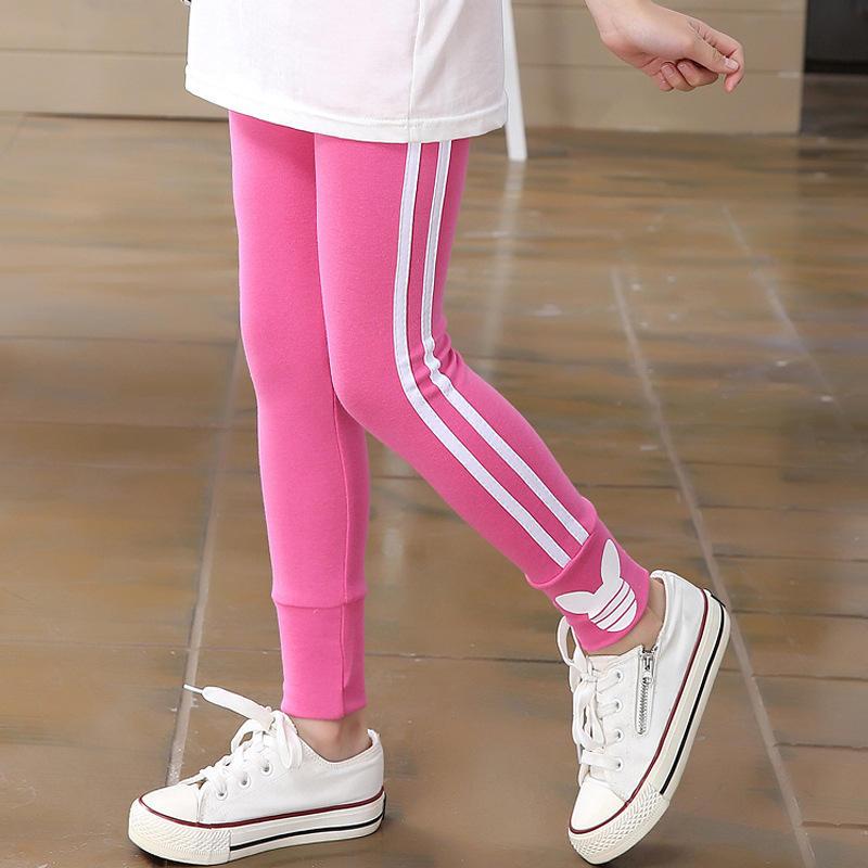 Заказчики дизайн модные боковые полосы переработанные Заказные дышащие детские спортивные штаны