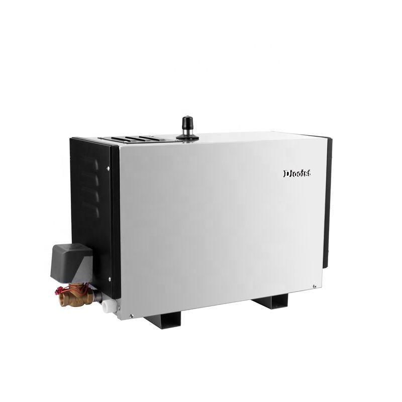 Edelstahl Fall 15KW Elektrische Sauna Bad Dampf Generator Mit Digital Controller