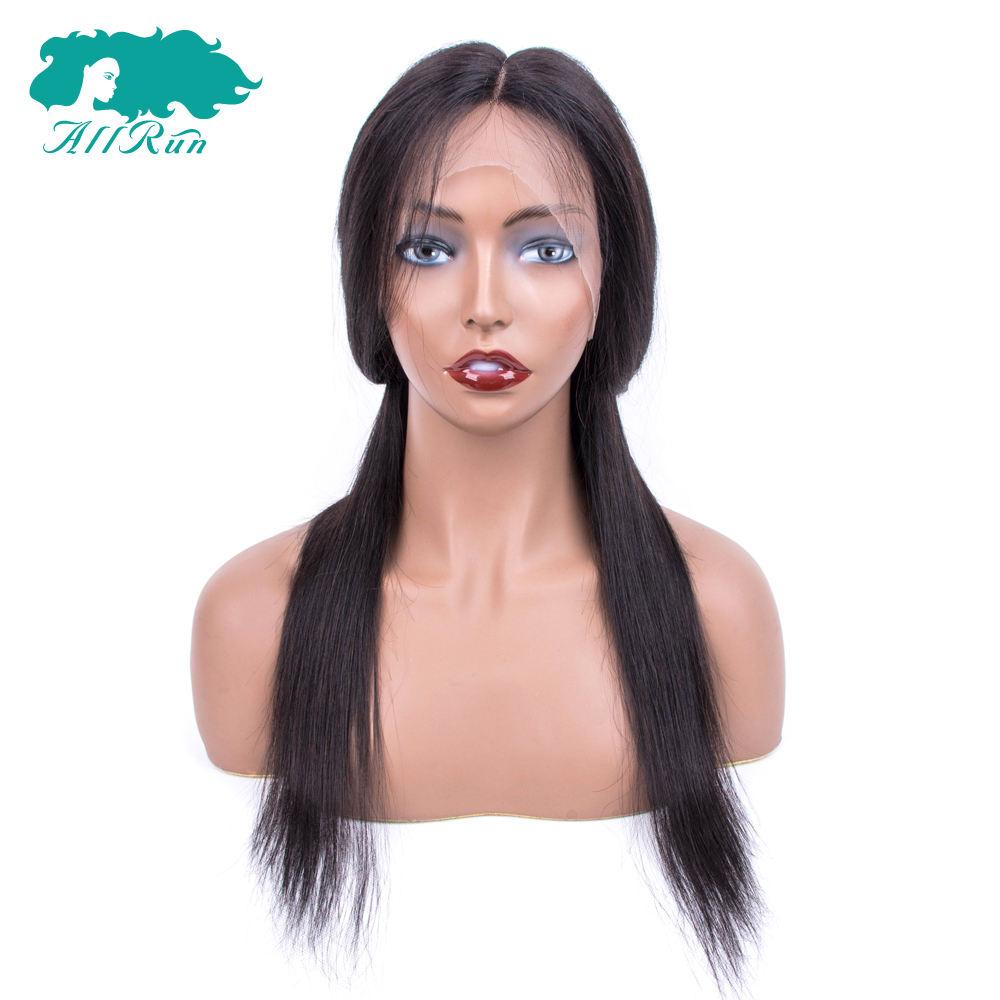 de cabello rizado Color Natural de la trama doble de encaje suizo pelo humano virginal brasileño pelucas largas