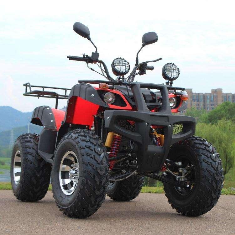 Người Lớn Lớn ATV Bò, Bãi Biển Bốn Bánh Xe Off-Road Xe Máy, tất Cả Các-Địa Hình Ổ Trục ATV Điện