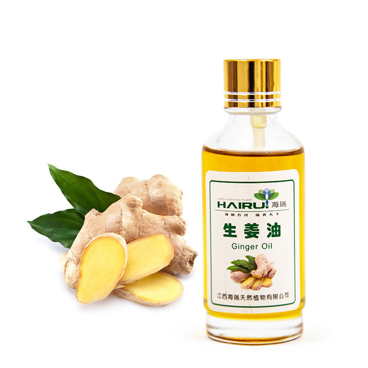 Food grade ginger essential oil