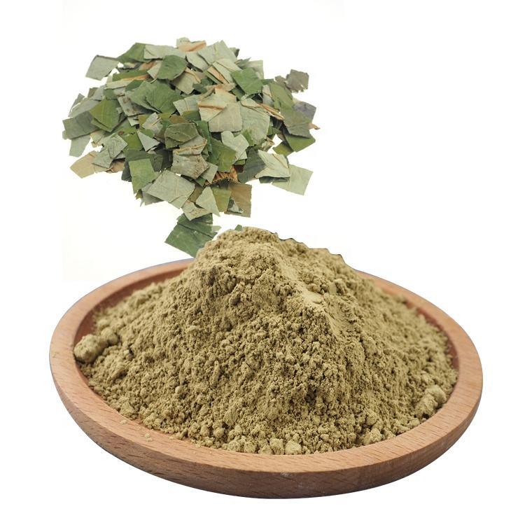 Уменьшить триглицериды сыворотки снять запор 1% ~ 98% Nuciferine экстракт листьев лотоса порошок