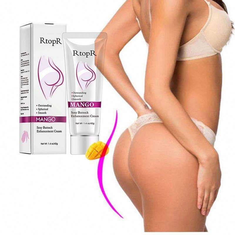 100グラムButt Enhancement Cream Sexy Hip Buttock Enlargement Hip Enhancer Ass Lift Up Plant Extract Effective Massage Cream