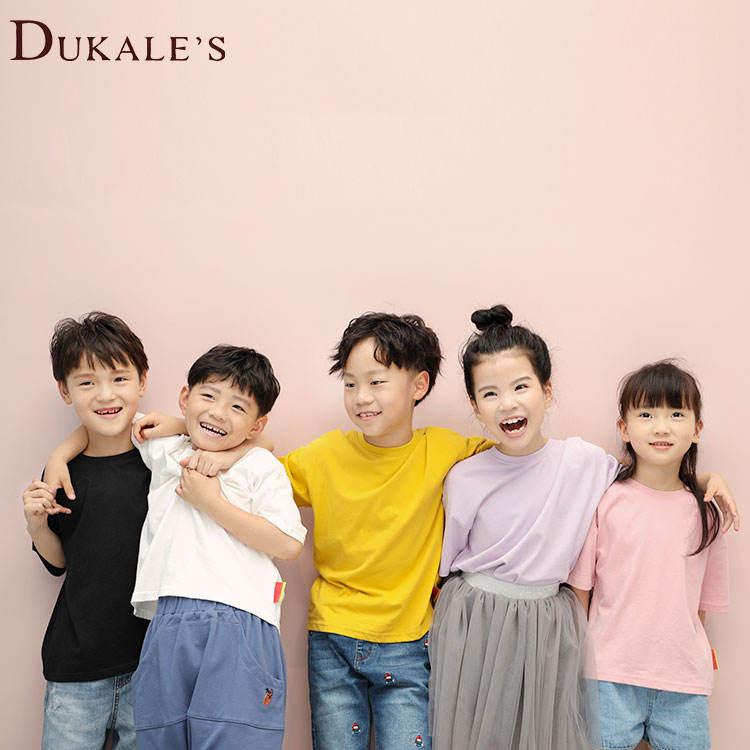 унисекс с короткими рукавами для малышей хлопковая футболка для мальчиков и девочек с круглым вырезом, по индивидуальному заказу