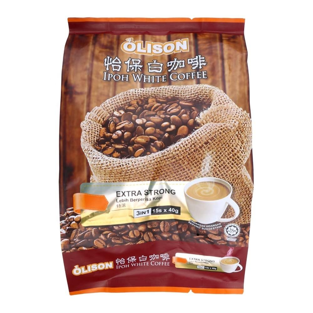 Halal Rich and Strong classic Instant Ipoh White Coffee