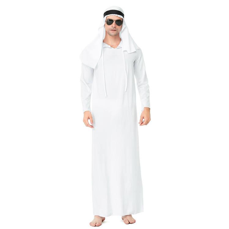 PoeticExst árabe cuerda disfraz de Halloween