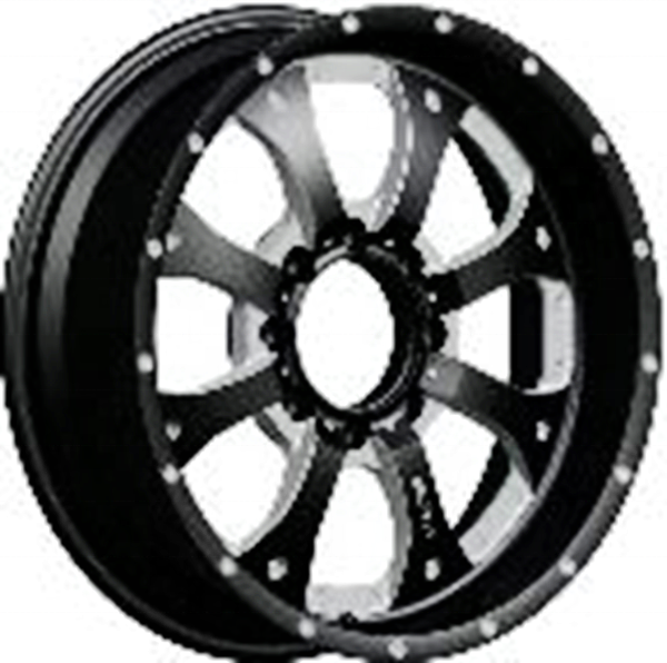 18 20 22 inch wheels 0 and negative offset et 8 lugs chinese rim for sale VTX462