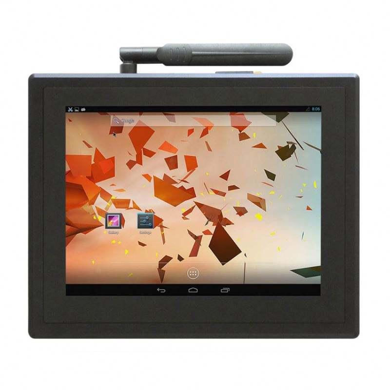 China lieferant einfach zu installieren industriellen touch screen panel pc anpassbare 9,7 ZOLL industrie tablet pc