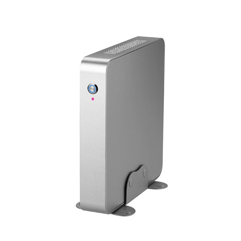 Precio bajo Thin Client Linux integrado juntas escritorio juego Vga Core I7 Mini PC con un solo canal Ddr3 ranura