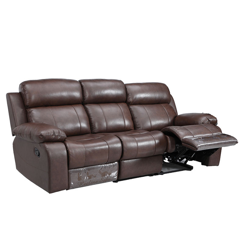 Chaise transversal sección moderna dos 6 5 4 DISEÑO 1 plazas tres cuero 3 2 asiento mejor venta Rundes Runde gran ronda sofá