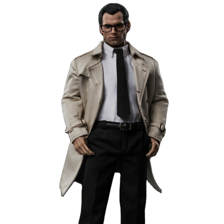 PU STUDIOS 1/6 Justice Reporter Super Hero Henry Action Figure Model Toy